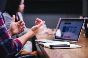 développement organisationnel, Le développement organisationnel arrive chez Espace Stratégies